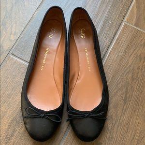 Gap Leather Ballet Flats